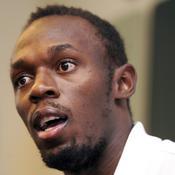 Première ligne droite pour Usain Bolt