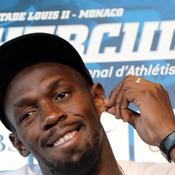 Usain Bolt, «confiant» pour les championnats du Monde, esquisse sa vie d'après