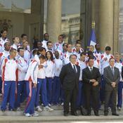 Médaillés français