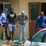 Oscar Pistorius arrestation