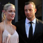 Oscar Pistorius couple