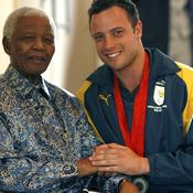 Oscar Pistorius Mandela