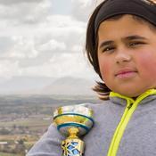 Apollo, 11 ans, atteint d'une myopathie, sera au Cross du Figaro