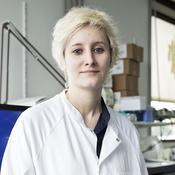 Fanny, chercheuse, participera au Cross du Figaro