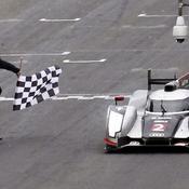 Audi n°2 victoire