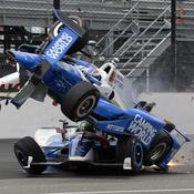 Scott Dixon - AP Photo-Marty Seppala