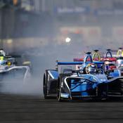 Formula E : Felix Rosenqvist s'impose à Marrakech