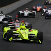 Le Français Simon Pagenaud en pole position des 500 milles d'Indianapolis
