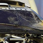 Accidenté, Loeb a «voulu rouler trop vite»