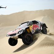 Dakar : Faux départ pour Loeb, sans freins