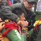 Dakar : Heurts entre manifestants et policiers en Bolivie