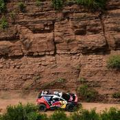 Dakar : Loeb double la mise