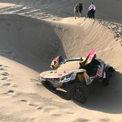 Dakar : Loeb s'ensable et laisse filer son rêve de victoire