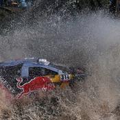 Dakar : Première victoire pour Loeb
