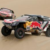 Dakar : Despres sonne le réveil de Peugeot