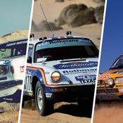 DS, Rolls Royce, Porsche : ces bolides qui ont marqué le Dakar