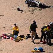 Le directeur du Dakar sur le décès de Gonçalves :  «On sait tous que la moto c'est dangereux»