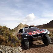 Loeb et Peugeot s'envolent
