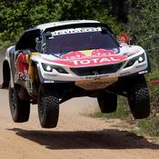 Loeb s'offre la 2e étape et prend les commandes du Dakar
