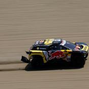 Dakar 2019: Loeb flambe et assure que «tout est possible»