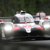24H du Mans : la victoire se dessine pour Toyota à 6 heures de l'arrivée