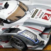 Audi, la victoire en pleurant