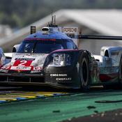 Grâce à une magnifique «remontada», Porsche triomphe encore au Mans