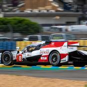 24 Heures du Mans : Toyota file vers la victoire