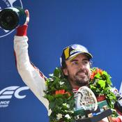 Alonso : «Un sentiment incroyable !»