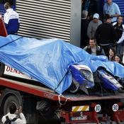 Davidson crash