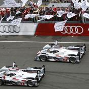 Le triomphe est total pour Audi