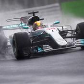 69e pole record pour Lewis Hamilton, désormais seul devant Schumacher