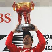 Au tour d'Alonso