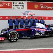 Avec Honda, Toro Rosso vise le Top 5