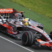 Hamilton/Formule 1