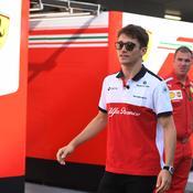 Charles Leclerc «prêt» pour Ferrari