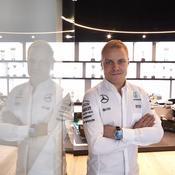 Dès le départ de Rosberg, Bottas a appelé Mercedes