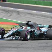 Hamilton profite de la faute de Vettel pour triompher en Allemagne