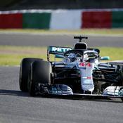 Formule 1: Hamilton fonce vers le titre