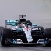 En Hongrie et sous la pluie, Lewis Hamilton s'offre la pole