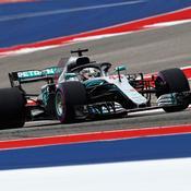 En pole à Austin, Hamilton se donne toutes les chances pour décrocher la lune dimanche