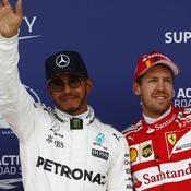 F1 : Le classement général des pilotes