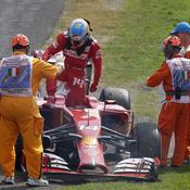 Ferrari, le week-end noir de trop ?