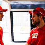 Ferrari ne veut pas tendre l'autre joue à Bahreïn