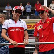 Ferrari : Räikkönen s'en va, Leclerc arrive