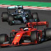 Formule 1 : Hamilton et Vettel brillent aux essais libres du Mexique