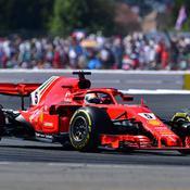 Formule 1: Vettel met fin à l'hégémonie d'Hamilton à Silverstone