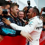 GP de Hongrie : Hamilton l'emporte et creuse l'écart sur Vettel