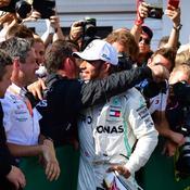 Formule 1 : Mercedes et Hamilton renversent Verstappen en Hongrie