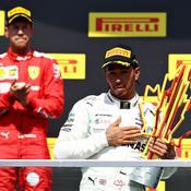 Hamilton s'impose au Canada grâce à une pénalité infligée à Vettel